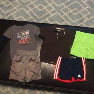Assortment of 3T boys clothes